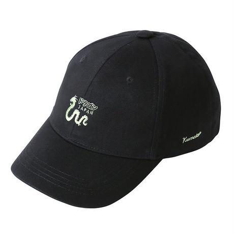 刺繍CAP【KMT-199BK】