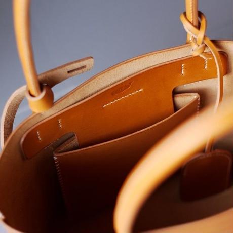 トートバッグ2型オプション ふた付シングルポケット