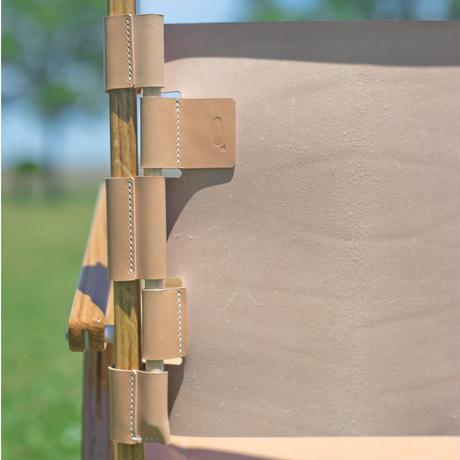 レザーシート1型 カーミットチェアサイズ