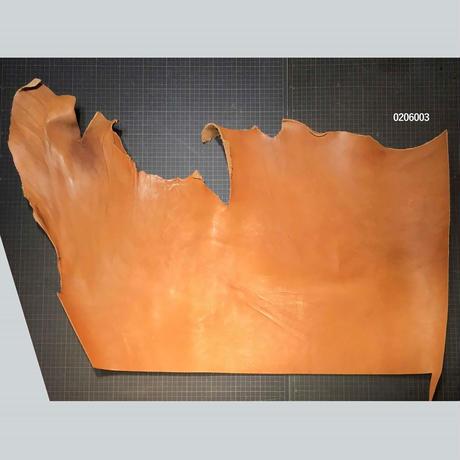 栃木レザー端切れ 緑 2.0-2.3厚(0206003)