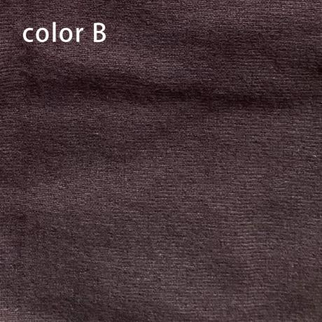 一枚目の衣  ショートタートル半袖