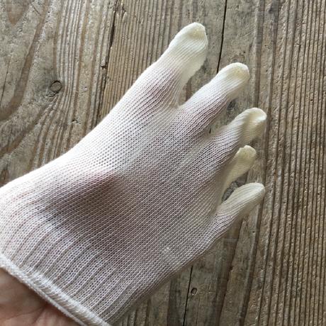 5本指先のインナーくつ下 綿100%