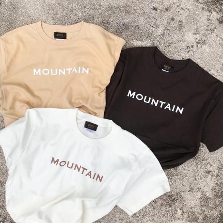 mountain  tee ユニセックス