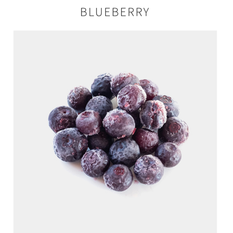 food textile  blueberry