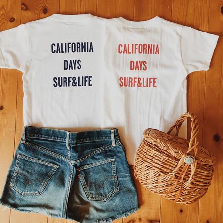 californiadays   surf&life  ユニセックスポケットTシャツ