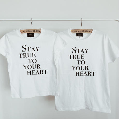 STAY TRUE TO YOUR HEART キッズ