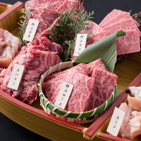 【黒毛和牛】食べくらべっこセット(約600g)   ※画像はイメージです。
