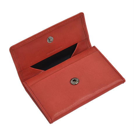 財布のミニマリズム「カードサイズ小銭入れ」