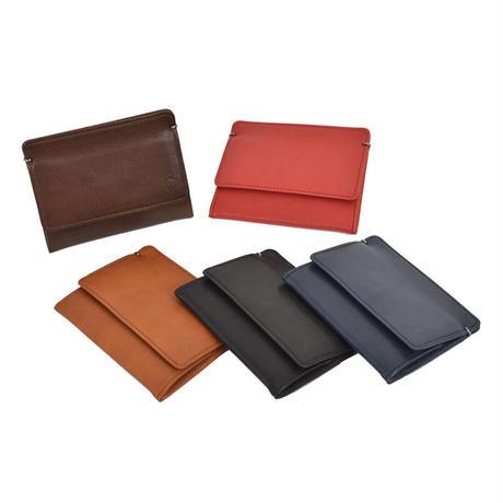 人気№1製品を究極まで縮小「超ミニ多機能財布」