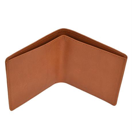 二つ折り財布の究極形「シンプル二つ折り札入れ」