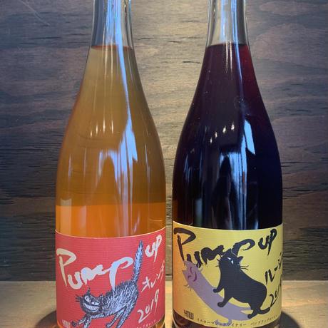 イエローマジックワイナリー・ロゼ赤ワイン2本セット
