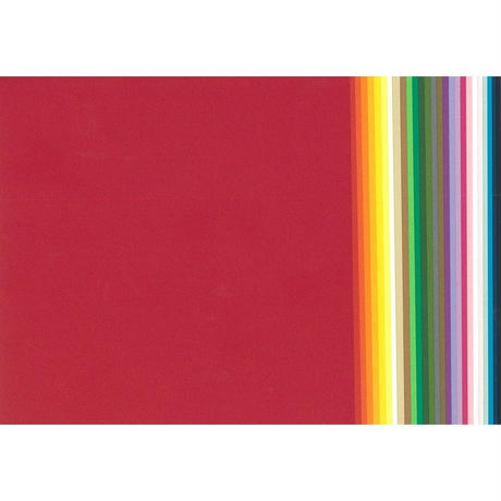 タント紙 150×150mm 27色