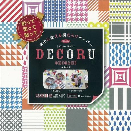 デコルオリガミ キカガク DECORU ORIGAMI