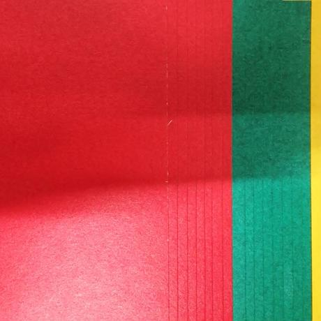 和染め和紙 178×178mm 24枚入