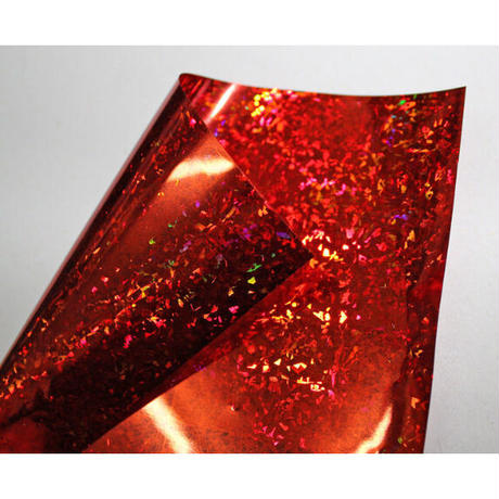 ホログラム 両面カラー 150mm×150mm