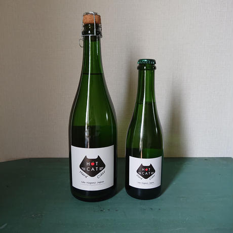 HOT CAT Hard Cider 【やや甘口・辛口】2本セット