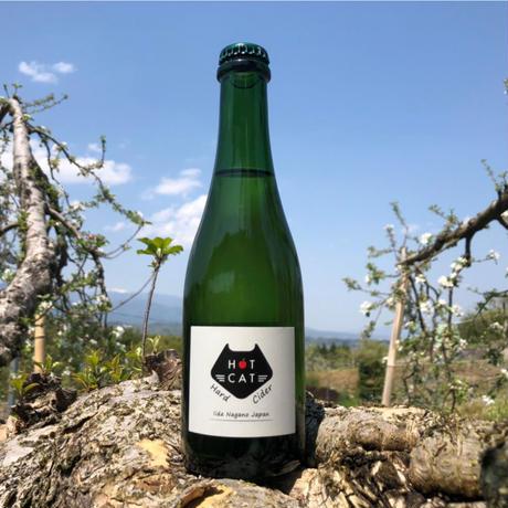 HOT CAT Hard Cider【やや甘口】375ml 2本セット