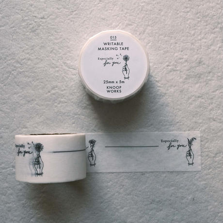 KNOOPWORKS マスキングテープ25mm