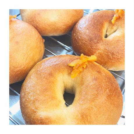 オレンジピール&クリームチーズ