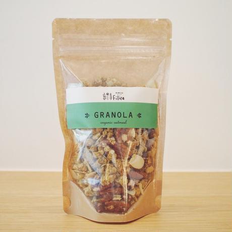 京都宇治抹茶と小豆のグラノーラ