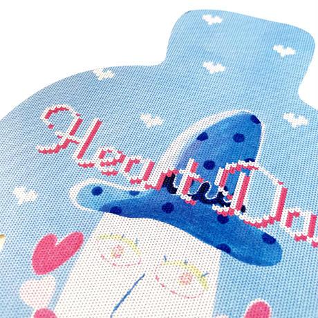 Heart Days ハートひげメッセージカード