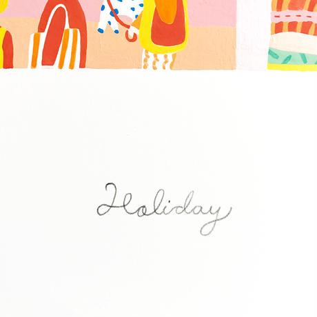 Holiday / 原画作品