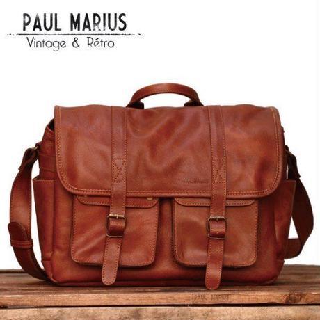 8006 【PAUL MARIUS】 ポール・マリウス REP-45 リポーター カメラバッグ