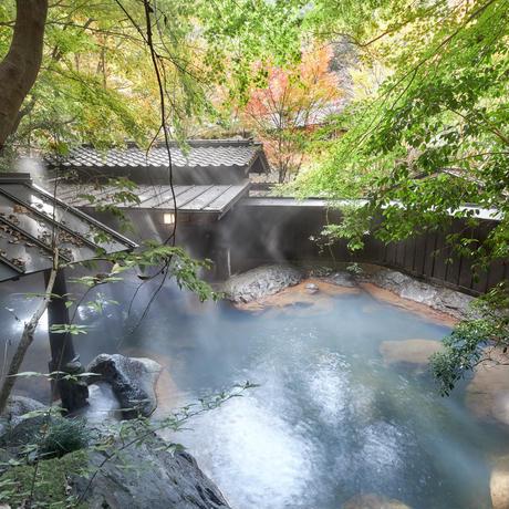 旅館山河 オリジナルタオル