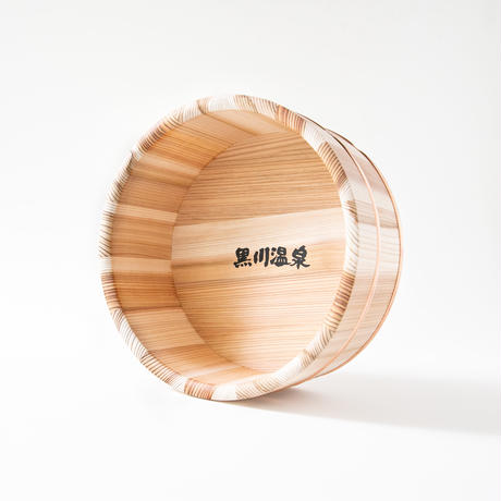 黒川温泉  木桶(ロゴマーク)
