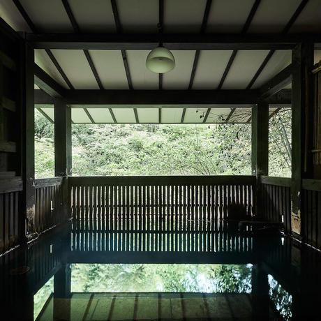 旅館湯本荘 オリジナルタオル