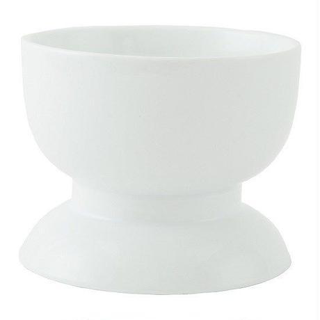 CoCoBowl ココボウル 高さと角度がある陶器の食器 (ウォーターボウル M) ワンちゃん、ネコちゃんの為の安全食器