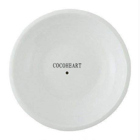 CoCoBowl ココボウル 高さと角度がある陶器の食器  (フードボウル M) ワンちゃん、ネコちゃんの為の安全食器