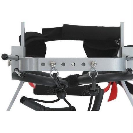 COCOHEART/中型のワンちゃん/車いす/後肢サポート/組立完成品 (S型・7.5kg-17kg・胴幅17.5cm-23.5cm・胴体中間までの高さ26cm-32.5cm)