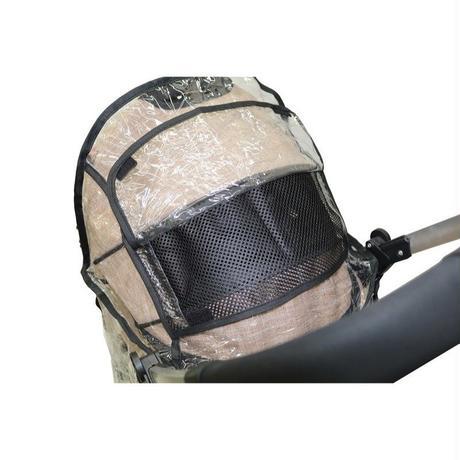 COCOHEART シュシュ4輪タイプ専用レインカバー