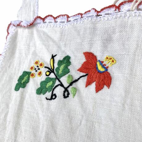 JuRian Kinder *1970s germany apron【jk187】