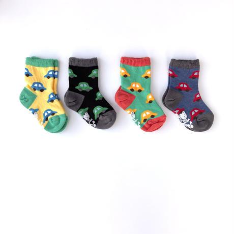 【12-14cm】車socks