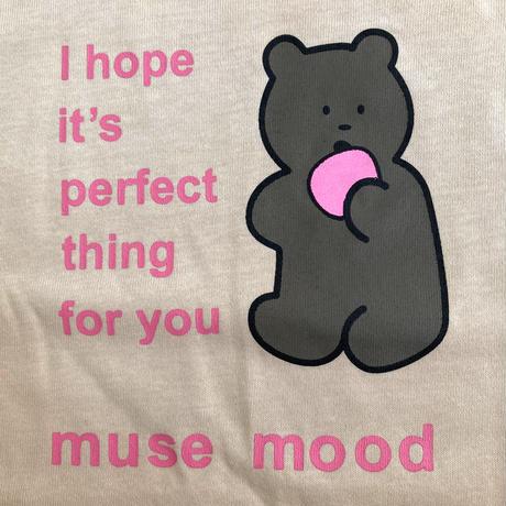 【80-110㎝】muse mood longsleeve