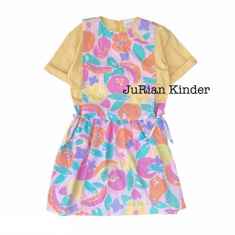JuRian Kinder *1980s vegetable onepiece【jk189】