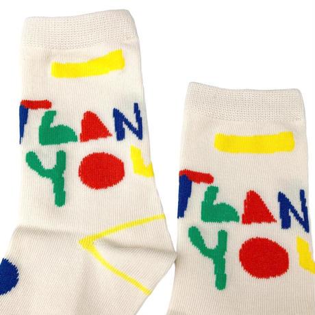 【14-20cm】message 3pc socks