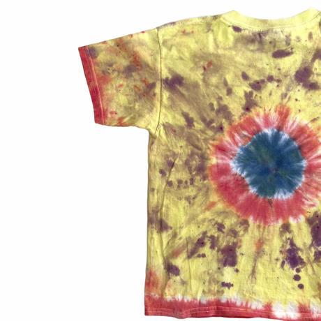 【vintage約130cm】NOAH君のタイダイt-shirts