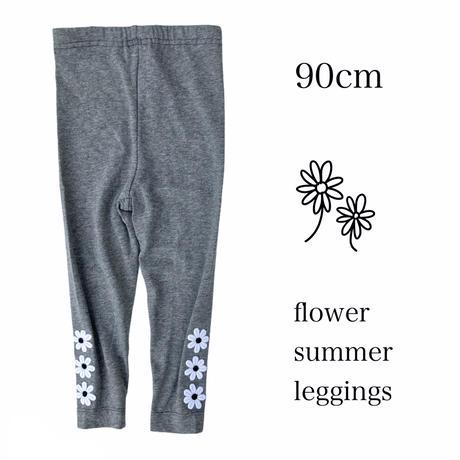 【90㎝】flower summer leggings