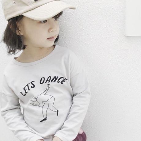 LET'S DANCE ロングスリーブ
