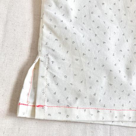 fil【SS/85〜100cm】英字tops