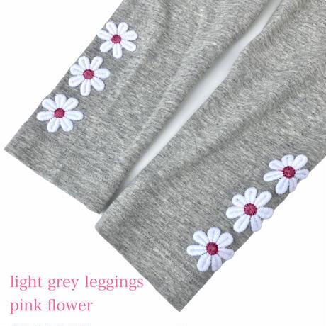 【100㎝】flower summer leggings