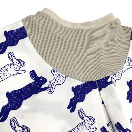 【110-120cm】PYMON うさぎワイドTシャツ