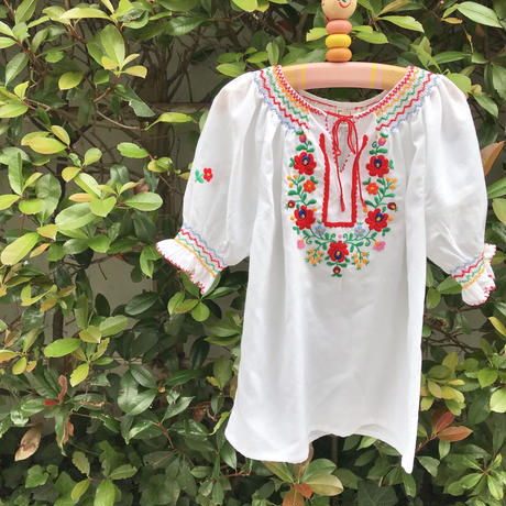○お客様取置き商品○JurianKinder *tyrol blouse【jk101】