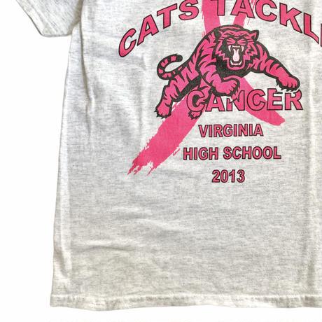 【vintage約130cm】tiger t-shirts