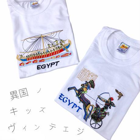 【vintage約100cm】EGYPT t-shirts
