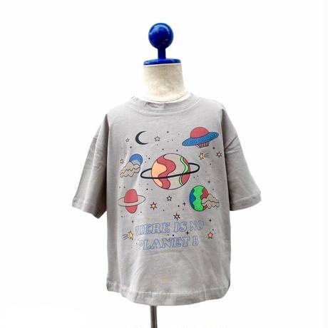 【90-130㎝】PLANET t-shirts