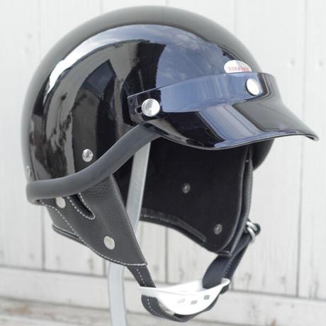 BORN FREE SHORTY ハーフヘルメット ブラック